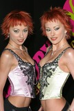 Scooby-Doo Photo - London Singing duo The Cheeky Girls   at the London premiere of  Scooby-Doo 2 Monsters Unleashed  26th March 2004 PICTURES BY RAOUL TREZARILANDMARK MEDIA LMK