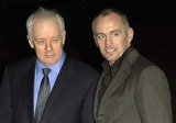 Barry McGuigan Photo - London Director Jim Sheridan and Barry McGuigan at the UK Premiere of Get Rich or Die Tryin at the Empire Cinema Leicester Square17 January 2006SydLandmark Media