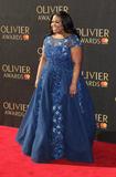 Amber Riley Photo - London UK Amber Riley at The Olivier Awards Royal Albert Hall Kensington London on April 9th 2017Ref LMK73-J180-100417Keith MayhewLandmark MediaWWWLMKMEDIACOM
