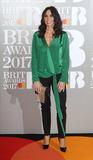 Christine Bleakley Photo - London UK Christine Bleakley at The BRIT Awards 2017 at The O2 Peninsula Square London on February 22nd 2017Ref LMK73-63035-240217Keith MayhewLandmark MediaWWWLMKMEDIACOM