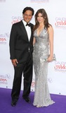 Arun Nayer Photo - London UK Liz Hurley and Arun Nayer at The Caudwell Children Butterfly Ball at Battersea Evolution London 20th May 2010Keith MayhewLandmark Media