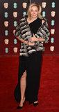 Nadja Swarovski Photo - London UK Nadja Swarovski at the EE British Acadamy Film Awards (BAFTAs) at The Royal Albert Hall on Sunday 12 February 2017 Ref LMK392 -61671-130217Vivienne VincentLandmark Media WWWLMKMEDIACOM