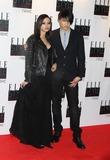 Nat Weller Photo - London UK Leah and Nat Weller at the Elle Style Awards Arrivals held at the Savoy Hotel 11th February 2013J AdamsLandmark Media