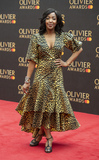 Angellica Bell Photo - London UK Angellica Bell  at The Olivier Awards 2019 with Mastercard at Royal Albert Hall on April 7 2019 in London England 7th April 2019Ref LMK386-J4701-080419Gary MitchellLandmark MediaWWWLMKMEDIACOM