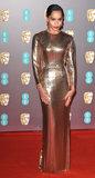 Albert Hall Photo - London UK Zoe Kravitz at the 73rd British Academy Film Awards held at The Royal Albert Hall South Kennsington on Sunday 2 February 2020 Ref LMK392 -J6086-030220Vivienne VincentLandmark Media WWWLMKMEDIACOM