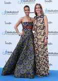 Adriana Chryssicopoulos Photo - LondonUK Carolina Gonzalez Bunster  Adriana Chryssicopoulos  at the Walkabout Foundations Inaugural Gala at the Natural History Museum Cromwell Rd London  on Saturday 27 June 2015Ref LMK392 -51471-290615Vivienne VincentLandmark Media WWWLMKMEDIACOM