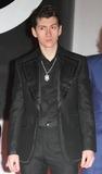 Alex Turner Photo - London UK  Alex Turner at the The BRIT Awards with MasterCard 2014 Red Carpet arrivals at the 02 Arena London 19th February 2014  RefLMK73-47701-200214Keith MayhewLandmark MediaWWWLMKMEDIACOM