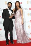 Adeel Akhtar Photo - London UK Adeel Akhtar and Thandie Newton at Virgin TV British Academy Television Awards - Winners Room - at the Royal Festival Hall South Bank London on May 14th 2017Ref LMK73-J279-150517Keith MayhewLandmark Media WWWLMKMEDIACOM
