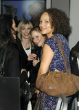 Nicola Stephenson Photo - London UK L to R Kate Magowan Lisa Faulkner Nicola Stephenson and Angela Griffin at the Bobbi Brown book launch party held at the Getty Images Gallery in London 29th January 2009Can NguyenLandmark Media