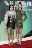Anya Taylor-Joy Photo - London UK Olivia Cooke and Anya Taylor-Joy at the International Premiere of Thoroughbreds during the 61st BFI London Film Festival on October 9 2017 in London England Ref LMK386-J881-101017Gary MitchellLandmark MediaWWWLMKMEDIACOM
