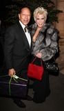 Christopher Biggins Photo - London UK Peter Straker and Lisa Voice at the Christopher Biggins 60th Birthday Party held at the Landmark Hotel in Marylebone London 15th December 2008Keith MayhewLandmark Media