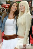 Michelle Marsh Photo - London Lucy Pinder and Michelle Marsh arrive at The Interpreter UK charity premiere at Leicester Square14 April 2005Jenny RobertsLandmark Media