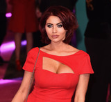 Amy Childs Photo - London UK Amy Childs at the UK Premiere of How To Be Single at Vue West End Leicester Square London on Tuesday 9 February 2016Ref LMK392 -58833-100216Vivienne VincentLandmark Media WWWLMKMEDIACOM