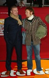Dermot OLeary Photo - Dermot OLeary and Avid Merrion arriving at the BRIT awards17022004Ref LMK-2CHAM-180204charlie hammondlandmarkmedia