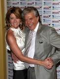 Erin Boag Photo - London UK Erin Boag and Lionel Blair at Lionel Blairs 60th Year in Showbiz Party at the Ballroom in the Dorchester31 May 2009  SydLandmark Media