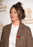 Amy Childs Photo - London UK  Amy Childs at a dog friendly screening of Elf Pets Santas StBernards Save Christmas held at Picturehouse Central Shaftsbury Avenue London on Sunday 4 November 2018Ref LMK392-1718-041118Vivienne VincentLandmark Media WWWLMKMEDIACOM