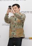 Asa Butterfield Photo - London UK Asa Butterfield  at the Enders Game Q  A Photocall  at Odeon Leicester Square  in London 7th October 2013Ref LMK12-45469-071013J AdamsLandmark MediaWWWLMKMEDIACOM