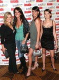 Charley Webb Photo - London Emily Symons Sheree Murphy Lucy Pargeter and Charley Webb from Emmerdale at the Inside Soap Awards 2004 at La Rascasse Cafe Grand Prix27 September 2004Paulo PirezLandmark Media