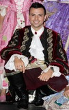 Andy Scott Lee Photo - London UK  Andy Scott-Lee  (Prince Charming) in Cinderalla with other actors and tv stars for a photocall to launch First Family Entertainments 20078 Pantomime line up held at O2 Centre Swiss Cottage21st November 2007Keith MayhewLandmark Media
