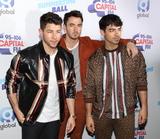 Jonas Brothers Photo - London UK The Jonas Brothers   at the  Capital FM Summertime Ball at Wembley Stadium London on June 8th 2019RefLMK73-S2542-090619Keith MayhewLandmark MediaWWWLMKMEDIACOM