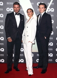 Brooklyn Beckham Photo - London UK David Beckham Victoria Beckham and Brooklyn Beckham  at GQ Men of the Year Awards held at the Tate Modern Bankside London on September 3rd 2019Ref LMK73-J5391-040919Keith MayhewLandmark MediaWWWLMKMEDIACOM