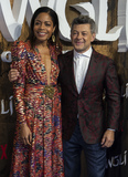 Andy Serkis Photo - London UK Naomie Harris and Andy Serkis  at a special screening of Netflixs Mowgli Legend Of The Jungle at The Curzon Mayfair on December 4 2018 in London EnglandRef LMK386-J3078-051218Gary MitchellLandmark MediaWWWLMKMEDIACOM