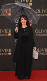 Arlene Phillips Photo - London UK Arlene Phillips at The Olivier Awards 2018 held at The Royal Albert Hall Kensington Gore South Kensington London on Sunday 8 April 2018Ref LMK392-J1860-090418Vivienne VincentLandmark Media WWWLMKMEDIACOM