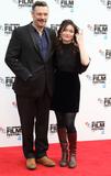 Essie Davis Photo - London UK Julian Barrett and Essie Davis at BFI London Film Festival Laugh Gala - Mindhorn at the Odeon Leicester Square London on October 9th 2016Ref LMK73-61099-101016Keith MayhewLandmark MediaWWWLMKMEDIACOM