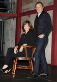 Anne Archer Photo - London UK US Actress Anne Archer and Terry Jastrow at a photocall for her upcoming starring role in The Trial of Jane Fonda at the Park Theatre London on April 21st 2016Ref LMK73-60209-210416Keith MayhewLandmark Media WWWLMKMEDIACOM