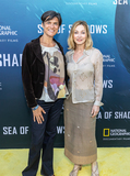 Sharon Lawrence Photo - LOS ANGELES CA - JULY 10  (L to R) Environmentalist Dr Shelley Luce and Actress Singer Dancer Sharon Lawrence attend the National Geographic Sea of Shadows Movie Premiere on July 10 2019 in Los Angeles California  (Photo by Corine SolbergImageCollectcom)