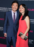 Ken Jeong Photo - BEVERLY HILLS LOS ANGELES CALIFORNIA USA - FEBRUARY 27 Actor Ken Jeong and wife Tran Jeong arrive at The Womens Cancer Research Funds An Unforgettable Evening Benefit Gala 2020 held at the Beverly Wilshire A Four Seasons Hotel on February 27 2020 in Beverly Hills Los Angeles California United States (Photo by Xavier CollinImage Press Agency)