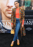 Alexandra Shipp Photo - WESTWOOD LOS ANGELES CALIFORNIA USA - JUNE 03 Actress Alexandra Shipp arrives at the Los Angeles Premiere Of Amazon Prime Videos Chasing Happiness held at the Regency Bruin Theatre on June 3 2019 in Westwood Los Angeles California United States (Photo by Xavier CollinImage Press Agency)