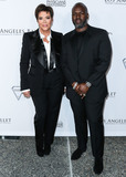 Kris Jenner Photo - SANTA MONICA LOS ANGELES CALIFORNIA USA - FEBRUARY 28 Television personality Kris Jenner and boyfriend Corey Gamble arrive at the Los Angeles Ballet Gala 2020 held at The Eli and Edythe Broad Stage at the Santa Monica College Performing Arts Center on February 28 2020 in Santa Monica Los Angeles California United States (Photo by Xavier CollinImage Press Agency)