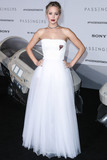 Sienna Miller Photo - (FILE) Jennifer Lawrence marries Cooke Maroney Jennifer Lawrence and Cooke Maroney tied the knot Saturday night at Belcourt of Newport a pretty spectacular Rhode Island mansion Among the guests were Ashley Olsen Kris Jenner Emma Stone Corey Gamble Cameron Diaz Nicole Richie and Sienna Miller WESTWOOD LOS ANGELES CALIFORNIA USA - DECEMBER 14 Actress Jennifer Lawrence wearing a Dior dress Christian Louboutin and Beladora and Repossi jewels arrives at the World Premiere Of Columbia Pictures Passengers held at the Regency Village Theatre on December 14 2016 in Westwood Los Angeles California United States (Photo by Xavier CollinImage Press Agency)