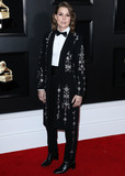 Brandi Carlile Photo - LOS ANGELES CA USA - FEBRUARY 10 Brandi Carlile arrives at the 61st Annual GRAMMY Awards held at Staples Center on February 10 2019 in Los Angeles California United States (Photo by Xavier CollinImage Press Agency)