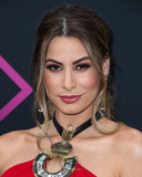 Nastassja Bolivar Photo - SANTA MONICA LOS ANGELES CA USA - NOVEMBER 11 Nastassja Bolivar at the Peoples Choice Awards 2018 held at Barker Hangar on November 11 2018 in Santa Monica Los Angeles California United States (Photo by Xavier CollinImage Press Agency)
