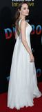 Angelina Jolie Photo - HOLLYWOOD LOS ANGELES CA USA - MARCH 11 Actress Angelina Jolie arrives at the World Premiere Of Disneys Dumbo held at The Ray Dolby Ballroom and El Capitan Theatre on March 11 2019 in Hollywood Los Angeles California United States (Photo by Xavier CollinImage Press Agency)