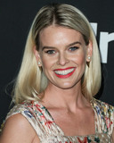 Alice Eve Photo - LOS ANGELES CA USA - OCTOBER 22 Actress Alice Eve wearing Simone Rocha arrives at the InStyle Awards 2018 held at the Getty Center on October 22 2018 in Los Angeles California United States (Photo by Xavier CollinImage Press Agency)