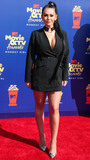 JWoww Photo - SANTA MONICA LOS ANGELES CALIFORNIA USA - JUNE 15 Television personality Jenni JWoww Farley arrives at the 2019 MTV Movie And TV Awards held at Barker Hangar on June 15 2019 in Santa Monica Los Angeles California United States (Photo by Xavier CollinImage Press Agency)