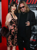 Alexanne Wagner Photo - HOLLYWOOD LOS ANGELES CA USA - MARCH 18 Alexanne Wagner and musician Vince Neil arrive at the Los Angeles Premiere Of Netflixs The Dirt held at ArcLight Cinemas Hollywood on March 18 2019 in Hollywood Los Angeles California United States (Photo by Xavier CollinImage Press Agency)