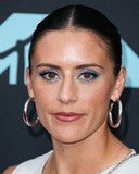 Ali Krieger Photo - NEWARK NEW JERSEY USA - AUGUST 26 Ali Krieger arrives at the 2019 MTV Video Music Awards held at the Prudential Center on August 26 2019 in Newark New Jersey United States (Photo by Xavier CollinImage Press Agency)