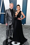 Allegra Riggio Photo - BEVERLY HILLS LOS ANGELES CALIFORNIA USA - FEBRUARY 09 Jared Harris and Allegra Riggio arrive at the 2020 Vanity Fair Oscar Party held at the Wallis Annenberg Center for the Performing Arts on February 9 2020 in Beverly Hills Los Angeles California United States (Photo by Xavier CollinImage Press Agency)