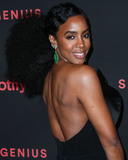 Kelly Rowlands Photo - LOS ANGELES CA USA - NOVEMBER 16 Kelly Rowland at Spotifys Secret Genius Awards 2018 held at The Theatre at Ace Hotel on November 16 2018 in Los Angeles California United States (Photo by Xavier CollinImage Press Agency)