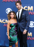 Maren Morris Photo - (FILE) Maren Morris Welcomes First Baby With Husband Ryan Hurd The 29-year-old Bones singer welcomed her first child with husband Ryan Hurd on Monday March 23 2020 LAS VEGAS NEVADA USA - APRIL 15 Singer Maren Morris and husband Ryan Hurd arrive at the 53rd Academy Of Country Music Awards held at the MGM Grand Garden Arena on April 15 2018 in Las Vegas Nevada United States (Photo by Xavier CollinImage Press Agency)