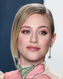 Lili Reinhart Photo - BEVERLY HILLS LOS ANGELES CALIFORNIA USA - FEBRUARY 09 Lili Reinhart arrives at the 2020 Vanity Fair Oscar Party held at the Wallis Annenberg Center for the Performing Arts on February 9 2020 in Beverly Hills Los Angeles California United States (Photo by Xavier CollinImage Press Agency)