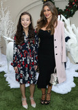 Aubrey Anderson-Emmons Photo - BEVERLY HILLS LOS ANGELES CA USA - DECEMBER 09 Actresses Aubrey Anderson-Emmons and Sofia Vergara arrive at the Brooks Brothers Annual Holiday Celebration In Los Angeles To Benefit St Jude 2018 held at the Beverly Wilshire Four Seasons Hotel on December 9 2018 in Beverly Hills Los Angeles California United States (Photo by Xavier CollinImage Press Agency)