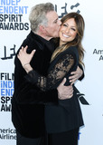 Ray Liotta Photo - SANTA MONICA LOS ANGELES CALIFORNIA USA - FEBRUARY 08 Ray Liotta and Jacy Nittolo arrive at the 2020 Film Independent Spirit Awards held at the Santa Monica Beach on February 8 2020 in Santa Monica Los Angeles California United States (Photo by Xavier CollinImage Press Agency)