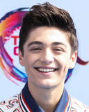 Asher Angel Photo - HERMOSA BEACH LOS ANGELES CALIFORNIA USA - AUGUST 11 Asher Angel arrives at FOXs Teen Choice Awards 2019 held at the Hermosa Beach Pier Plaza on August 11 2019 in Hermosa Beach Los Angeles California United States (Photo by Xavier CollinImage Press Agency)