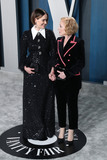 Sarah Paulson Photo - BEVERLY HILLS LOS ANGELES CALIFORNIA USA - FEBRUARY 09 Sarah Paulson and Holland Taylor arrive at the 2020 Vanity Fair Oscar Party held at the Wallis Annenberg Center for the Performing Arts on February 9 2020 in Beverly Hills Los Angeles California United States (Photo by Xavier CollinImage Press Agency)