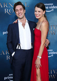 Arty Froushan Photo - HOLLYWOOD LOS ANGELES CALIFORNIA USA - AUGUST 21 Actor Arty Froushan and Flora Ogilvy arrive at the Los Angeles Premiere Of Amazons Carnival Row held at the TCL Chinese Theatre IMAX on August 21 2019 in Hollywood Los Angeles California United States (Photo by Xavier CollinImage Press Agency)